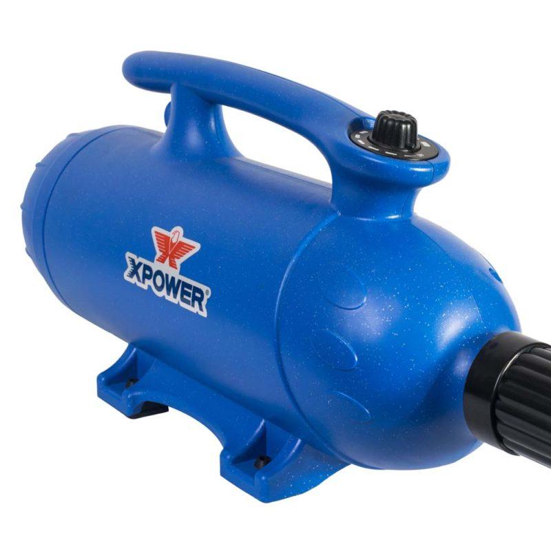 double motor pet hair dryer