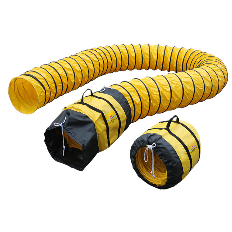 16 inch 25 feet flexible duct hose