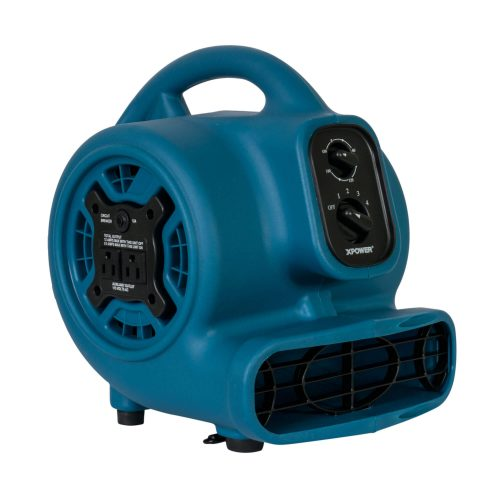 XPOWER B-8 Brushless Pet Dryer with Heat & FREE WMK Wall Mount Kit + P-260AT Scented Air Mover