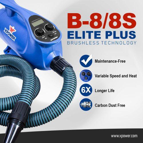 Brushless-B-8-Force-Dryer