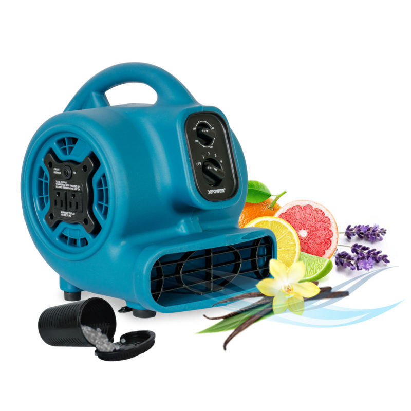 mini mighty scented air mover