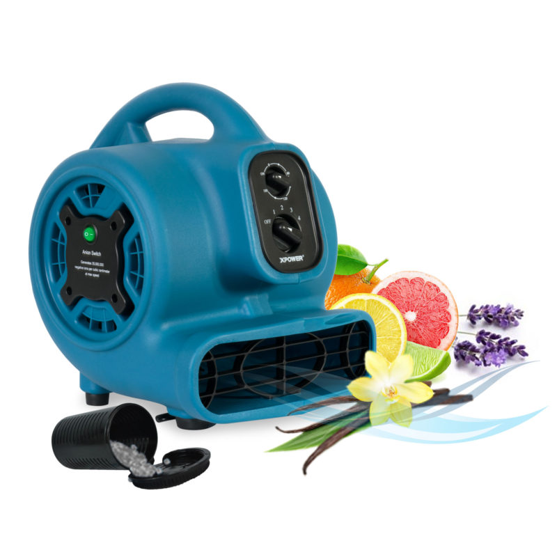 freshen mini mighty air scented air mover