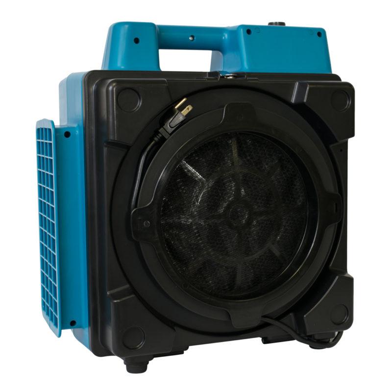hepa mini professional air scrubber