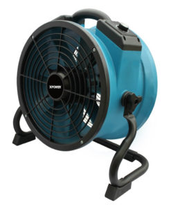 XPOWER X-34TR 1/4 HP Sealed Motor Variable Speed Industrial Axial Fan with Timer