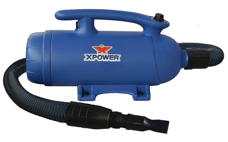 XPOWER B-27 X-Treme Dual Brush Motor Pet Dryer