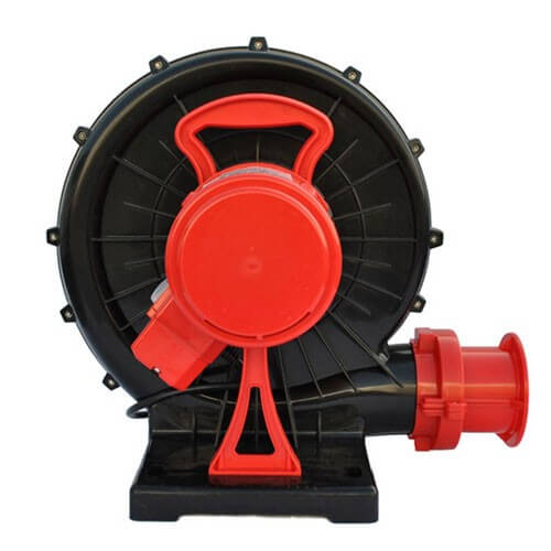 XPOWER BR-252A 1HP 1000CFM Indoor/Outdoor Inflatable Blower, 9.8-Amp