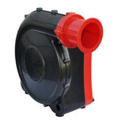 XPOWER BR-282A 2HP 1500CFM Indoor/Outdoor Inflatable Blower, 12-Amp