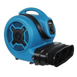XPOWER P-815I 1 HP Sealed Motor Inflatable Advertising Air Mover, Blower, Fan - Refurbished