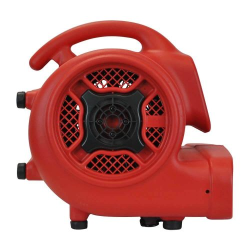 3 speeds with 4-angle drying positions: 0 degree drying position