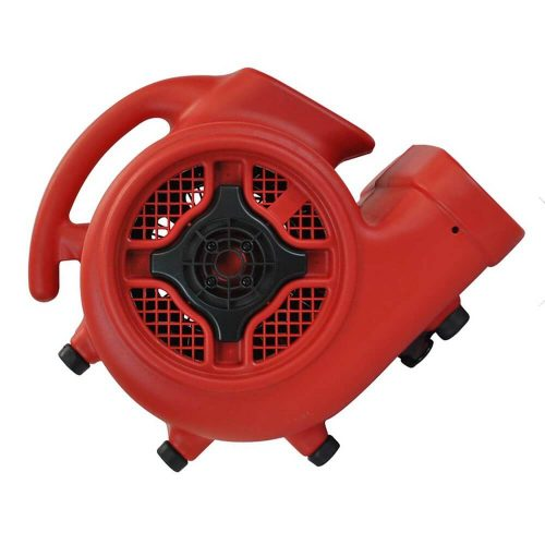 3 speeds with 4-angle drying positions: 45 degree drying position