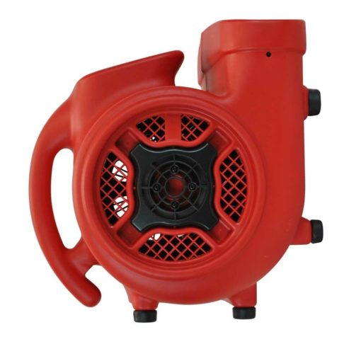 3 speeds with 4-angle drying positions: 90 degree drying position