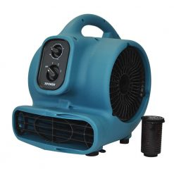 XPOWER P-250NT Freshen Aire 1/5 HP Scented Air Mover with Timer & Ionizer