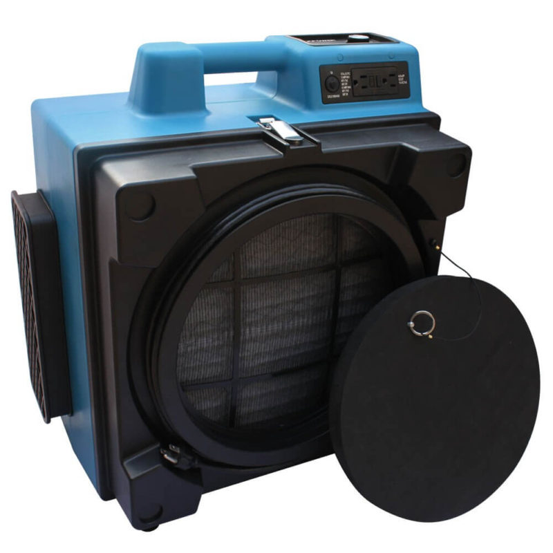 XPOWER X-3400A Air Scrubber