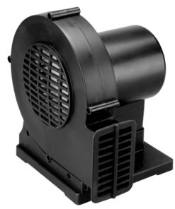 XPOWER BR-2C01A 1/8 HP 120 CFM Indoor / Outdoor Decoration Inflatable Blower