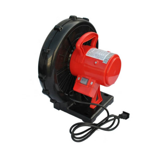 XPOWER BR-252A 1 HP 1000 CFM Indoor / Outdoor Inflatable Blower - Back View