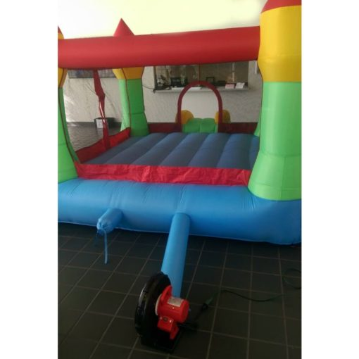 Perfect for medium to large inflatables, structures and advertisements