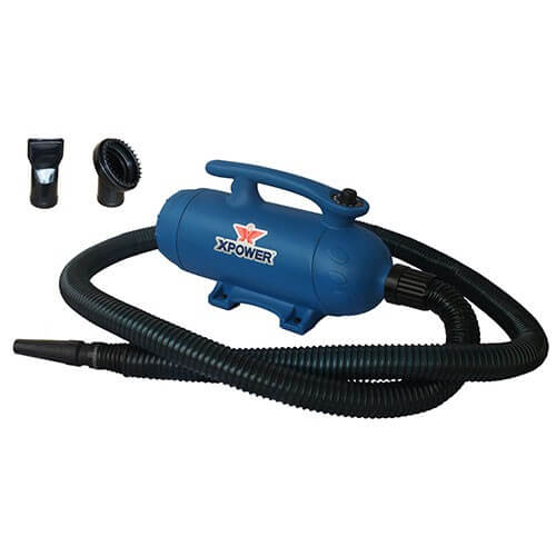 XPOWER B-27 Super Tub Pro 6 HP Double Motor Dog Grooming Force Pet Dryer