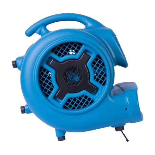 XPOWER P-830 1 HP Air Mover, Carpet Dryer, Floor Fan, Blower