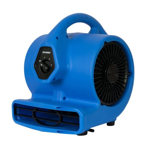 XPOWER P-150N Freshen Aire 1/8 HP Scented Air Mover with Ionizer