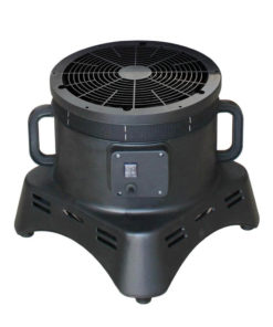 "XPOWER BR-430 1/3 HP 12"" Diameter Vertical Advertisement Inflatable Blower Fan"