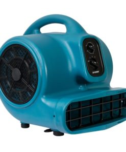 XPOWER X-430TF 1/3 HP Air Mover with Timer and Filters