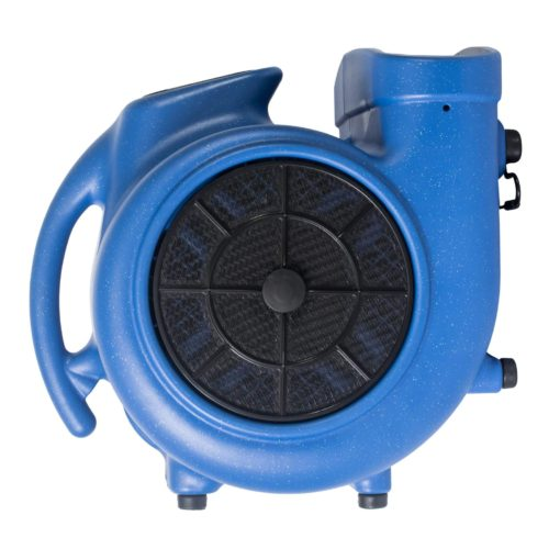 XPOWER X-800TF: 3/4HP Air Mover with Timer and Filters (ABS)
