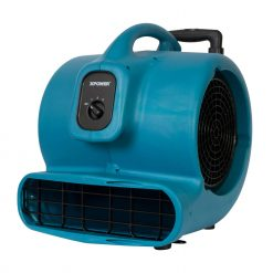 XPOWER X-830H 1HP Air Mover With Handle (ABS)