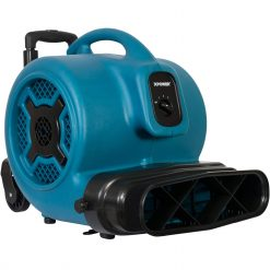 XPOWER P-830HI Inflatable Air Mover 1 HP with Handle Kit
