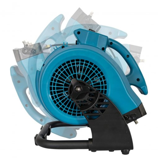 XPOWER FM-48 1/8 HP Misting Fan