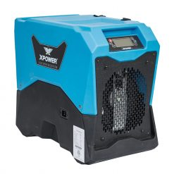 XPOWER XD-75L Compact Industrial 75 Pints LGR dehumidifier