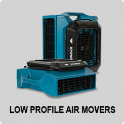 LOW PROFILE AIR MOVERS