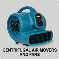 CENTRIFUGAL AIR MOVERS AND FANS