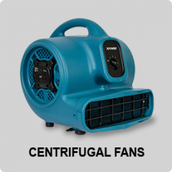 CENTRIFUGAL FLOOR DRYERS AND FANS