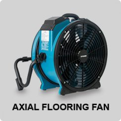 AXIAL FLOORING FAN