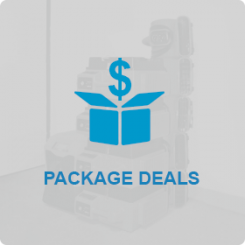 PACKAGE & BUNDLE CENTER