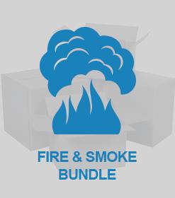 FIRE & SMOKE RESTORATION COMBO
