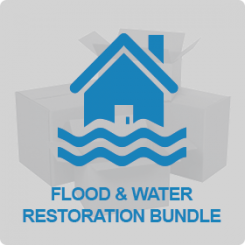 FLOOD & WATER RESTORATION COMBO