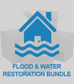 FLOOD & WATER RESTORATION COMBO