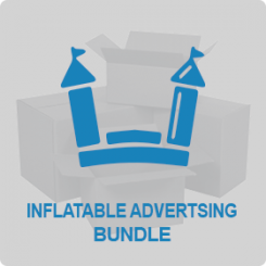 INFLATABLE ADVERTSING COMBO