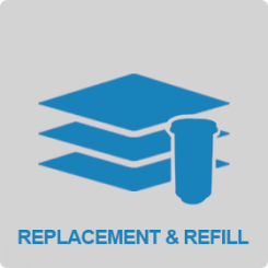 REPLACEMENT & REFILL