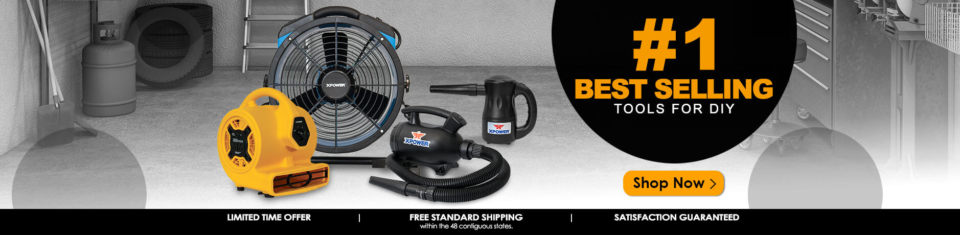 xpower best seller air mover