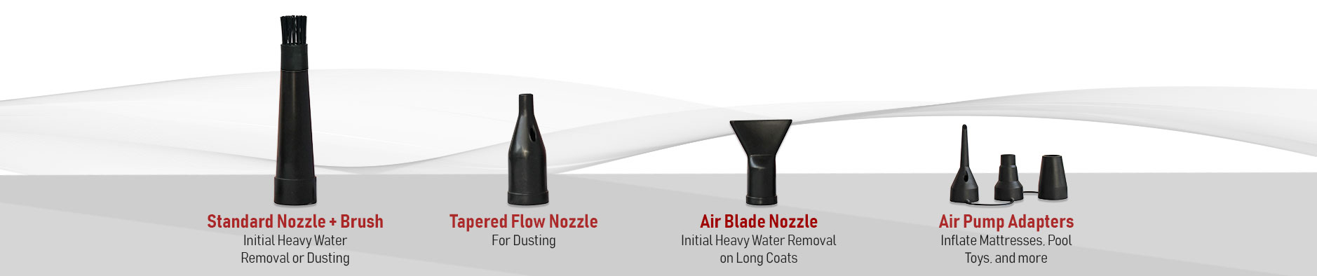 a-2 electric duster nozzle