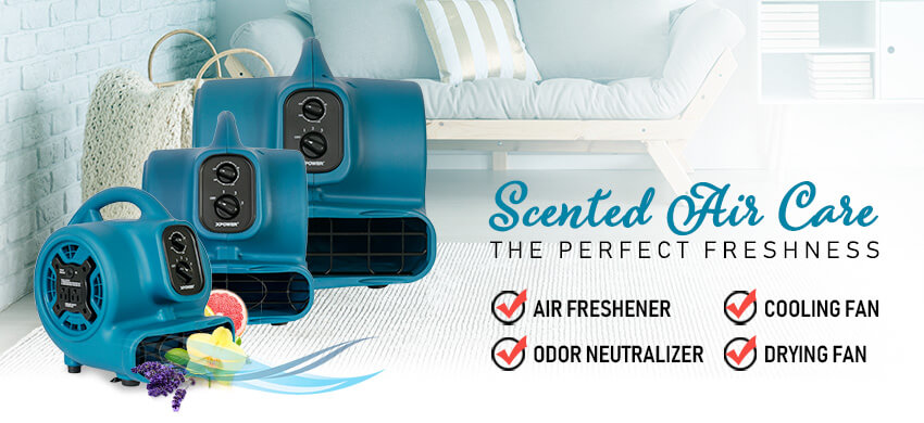 Scented-Air-Movers